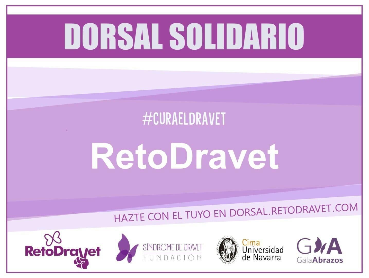 Dorsal solidario 2019