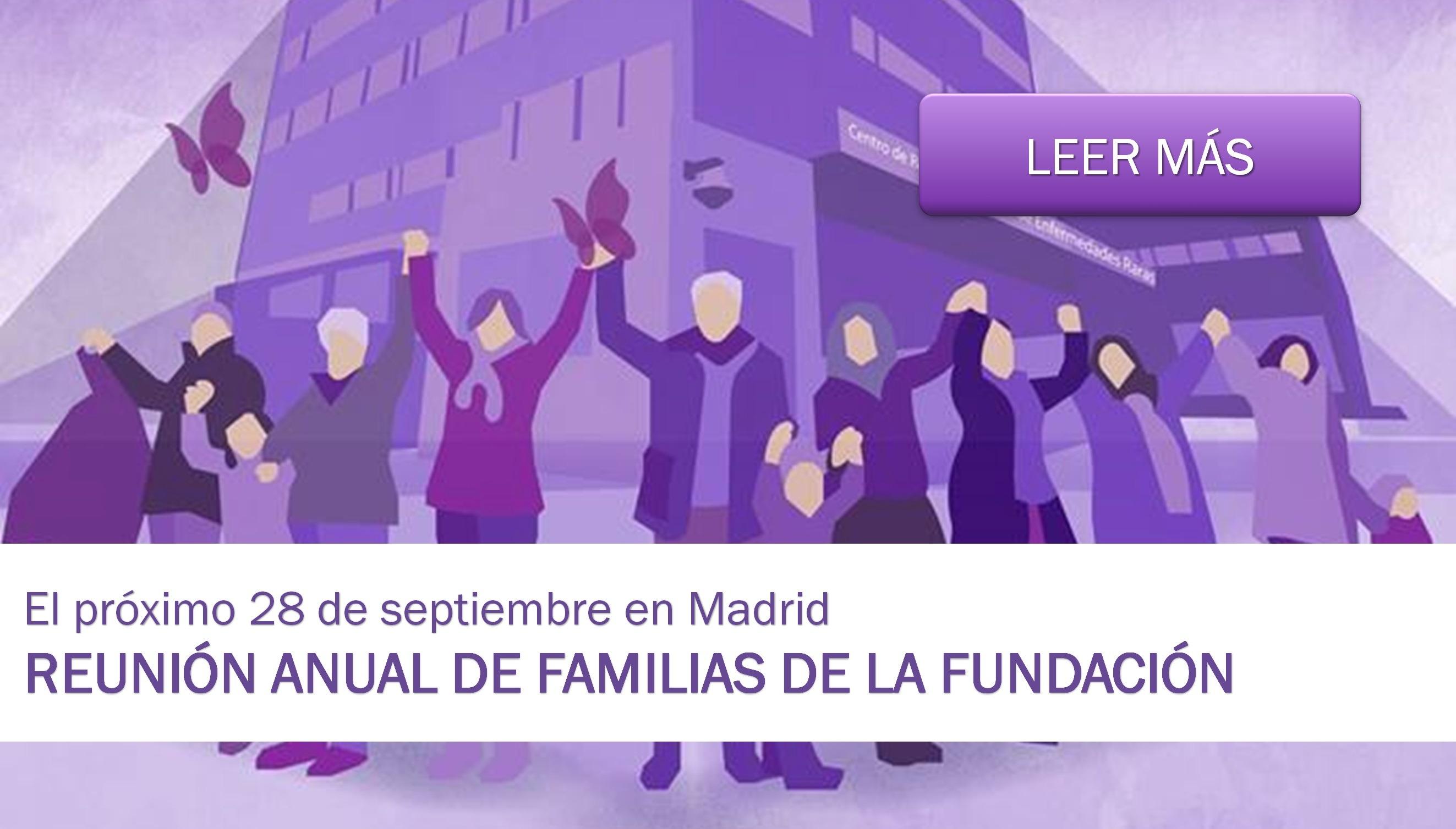 Reunión Anual de Familias de la Fundación Síndrome de Dravet