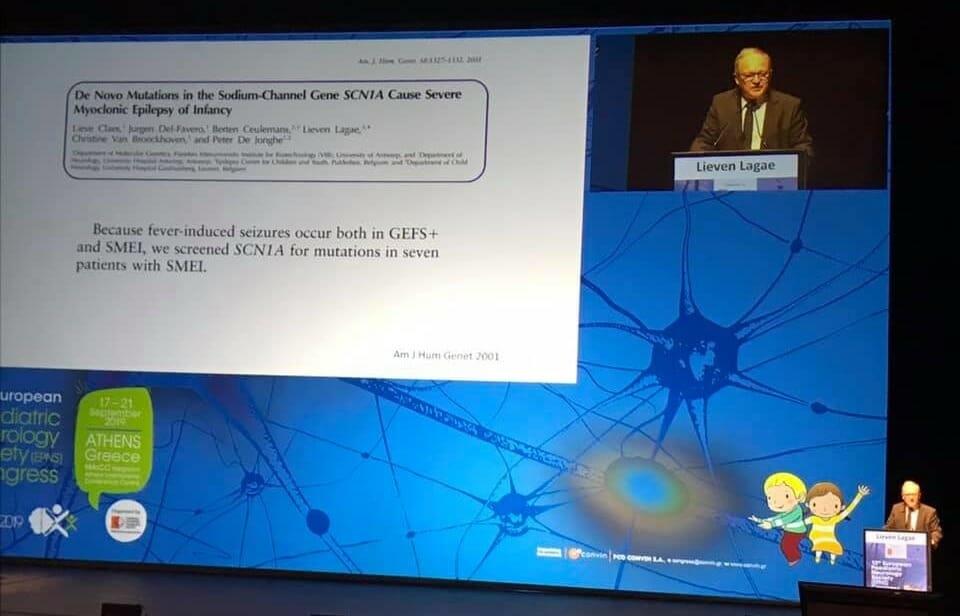 Congreso de la Sociedad Europea de Neurologia Pediatrica