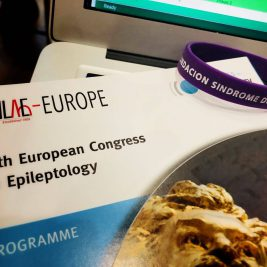 Congreso Europeo Epileptologia 2018