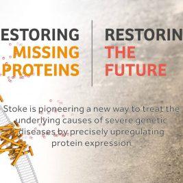 Stoke Restoring the future
