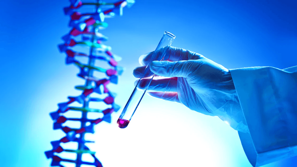 Test genético