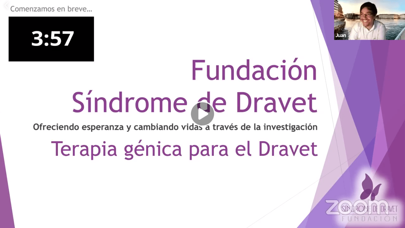 Terapia génica para el síndrome de Dravet