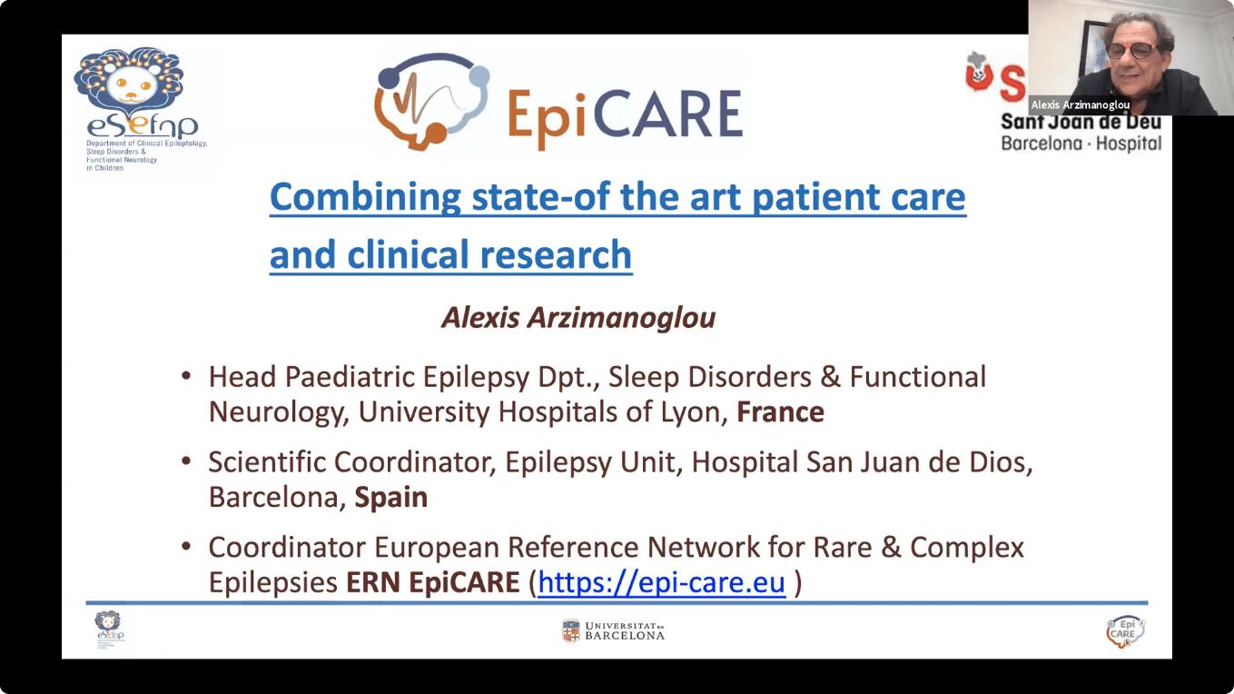 Conferencia EpiCARE - 4. Combinando la atención al paciente de última generación con la investigación clínica