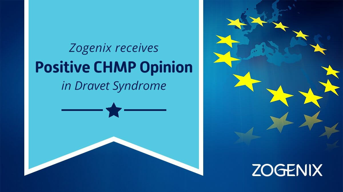 Positive opinion CHMP