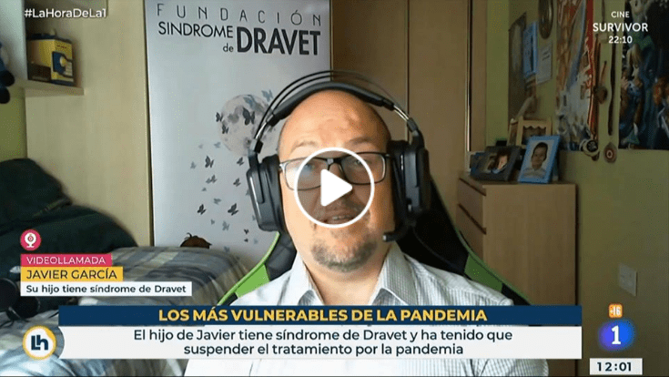 El síndrome de Dravet en La 1