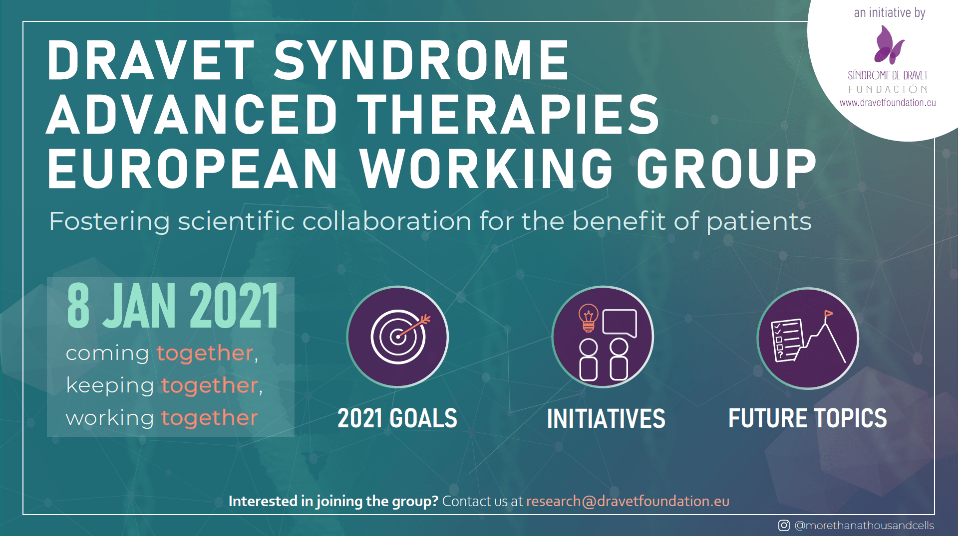Dravet Syndrome Advanced Therapies European Working Group meeting