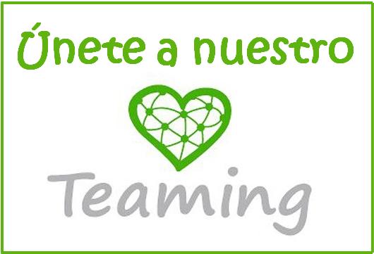 Únete a nuestro Teaming