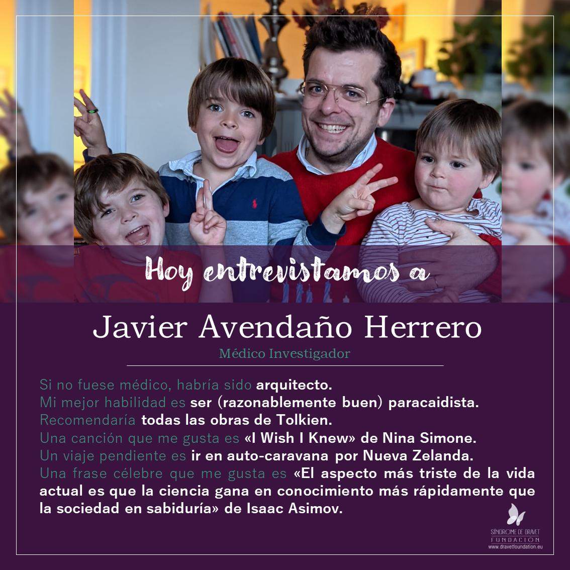 Entrevistamos a Javier Avendaño