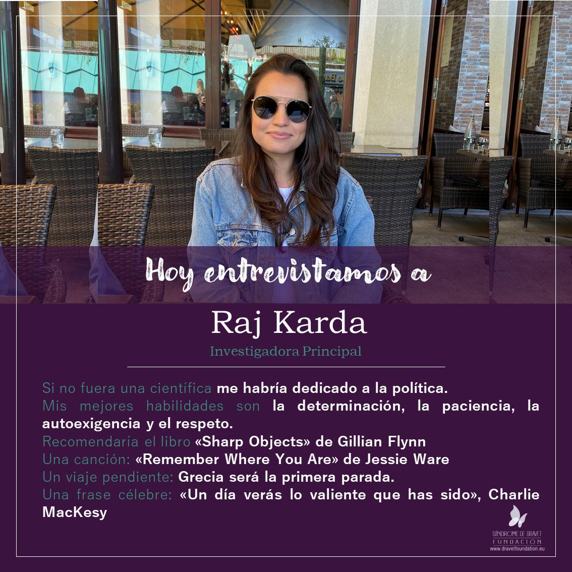 Entrevistamos a Raj Karda