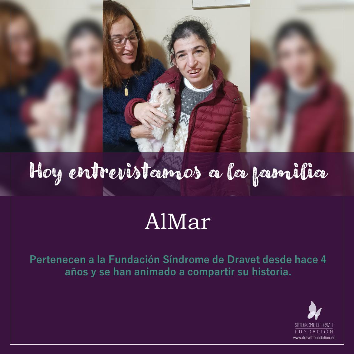 Entrevistamos a la familia AlMar
