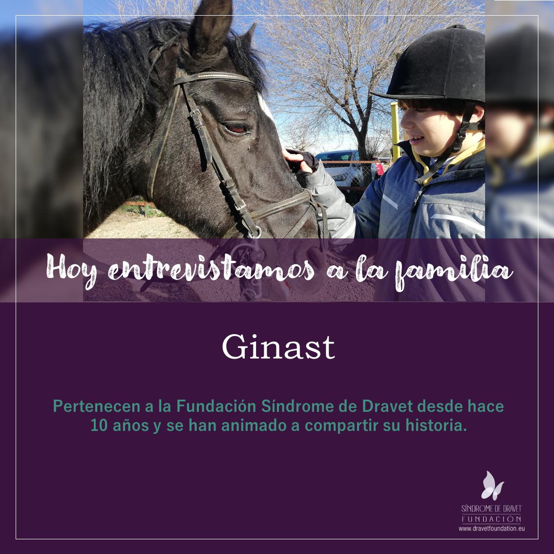 Entrevistamos a la familia Ginast
