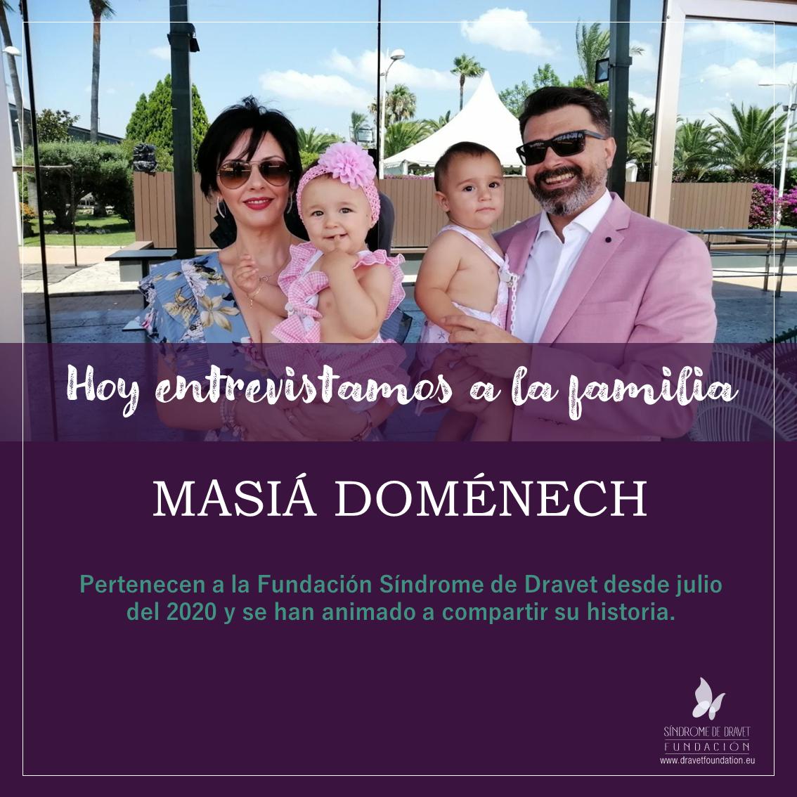 Entrevistamos a la familia Masiá Doménech