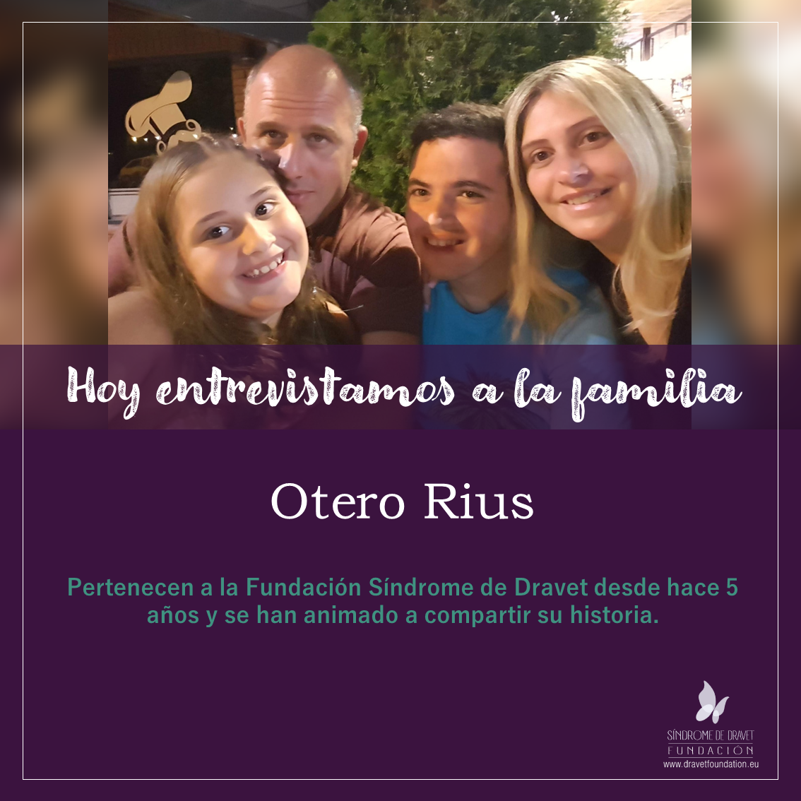 Entrevistamos a la familia Otero Rius