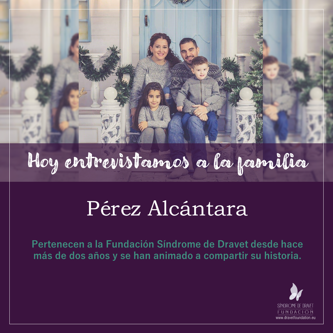 Entrevistamos a la familia Pérez Alcántara
