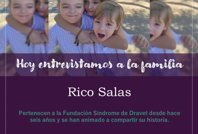 Entrevistamos a la familia Rico Salas