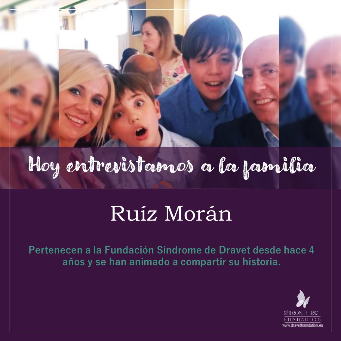 Entrevistamos a la familia Ruiz Morán