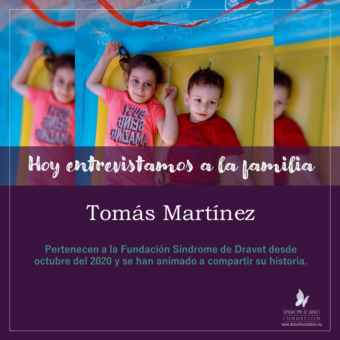 Entrevistamos a la familia Tomás Martínez