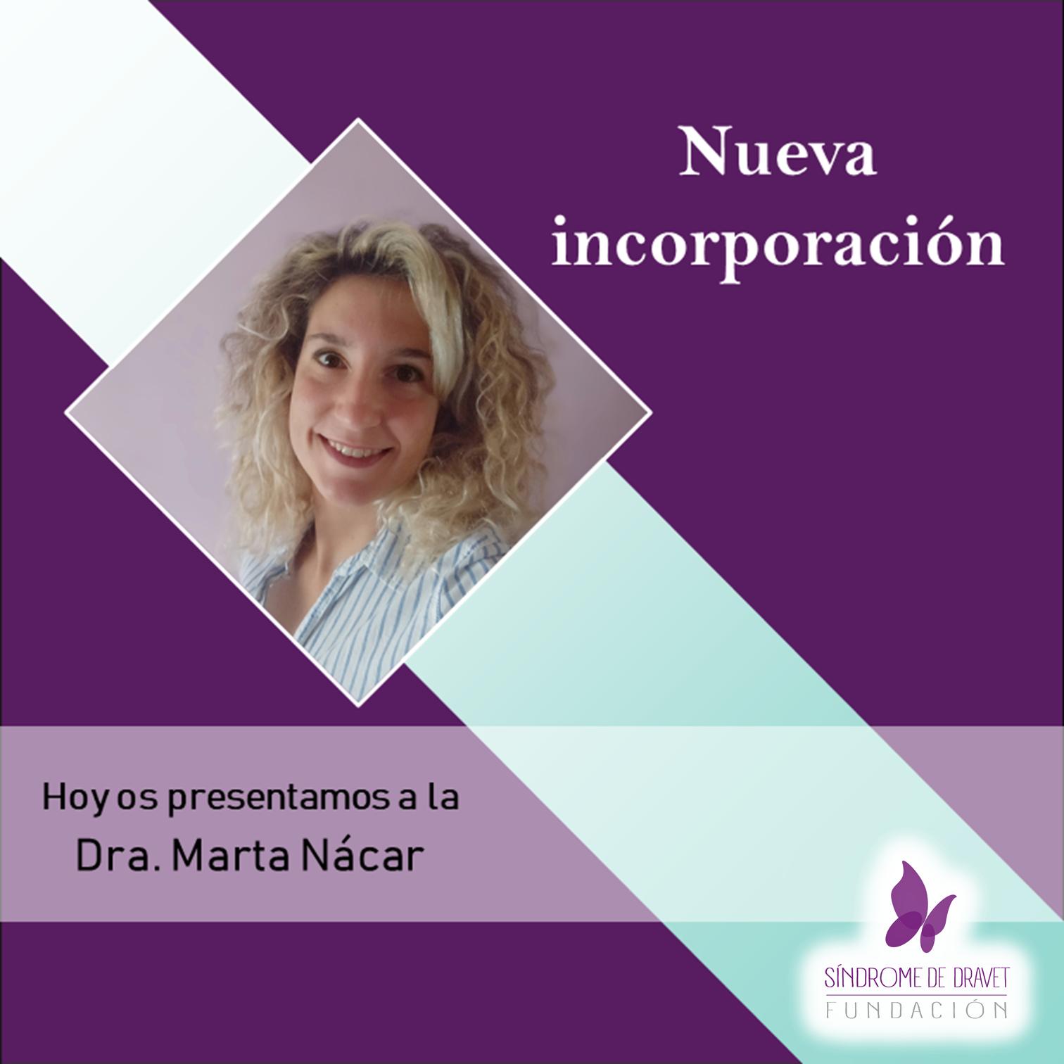 La doctora Marta González se incorpora a la Fundación Síndrome de Dravet