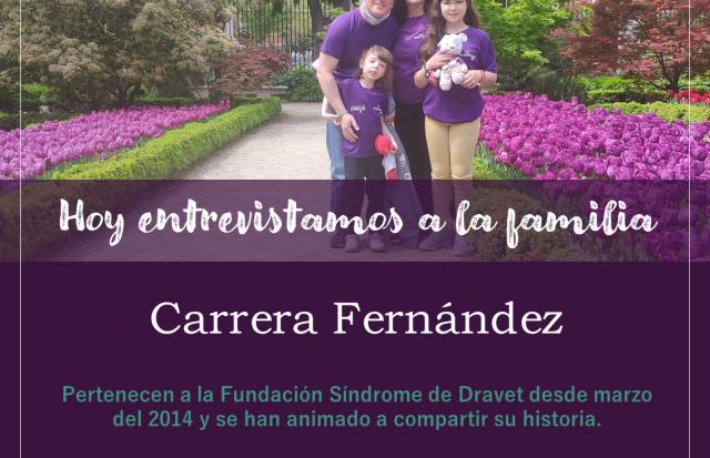 Entrevistamos a la familia Carrera Fernández